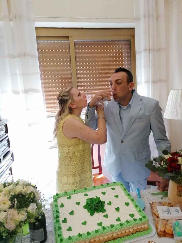 💚💚💚 Promessa di Matrimonio 21/04/2021 - 1