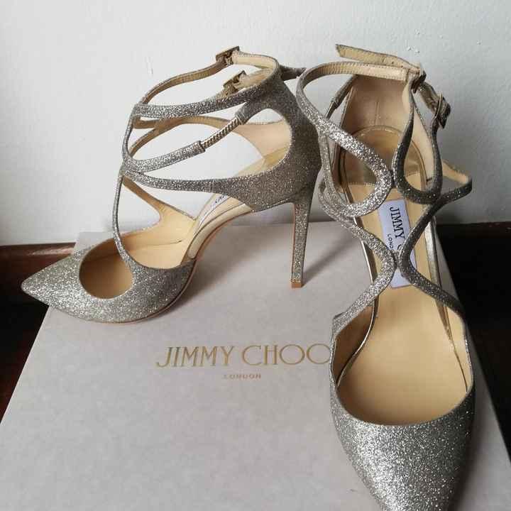 Le mie scarpe sposa - 1