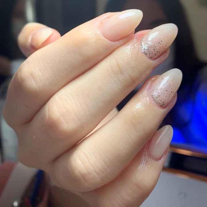 Decorazione unghie sposa 💅🏻 - 1