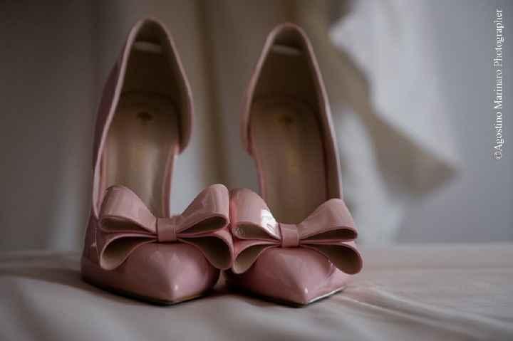 Il colore delle vostre scarpe 👠 - 1