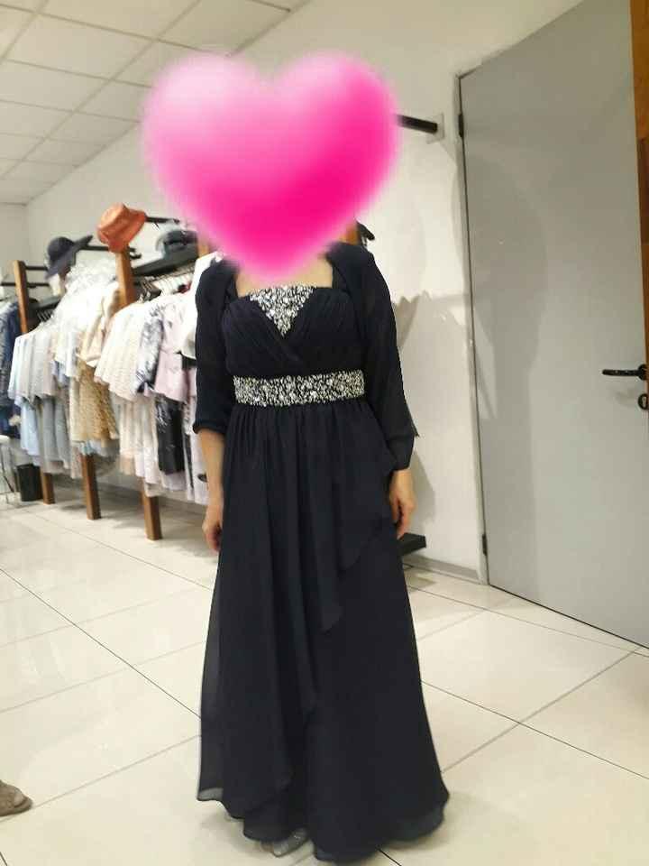 Ecco il vestito di mia suocera - 1