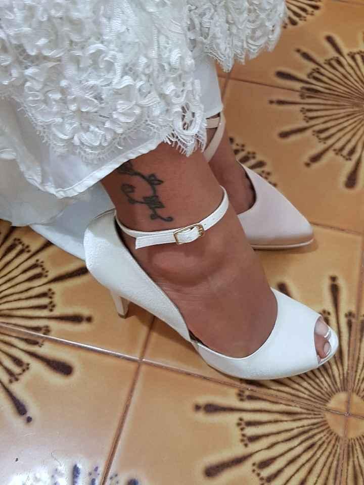 Scarpe bianche oppure nude? - 4