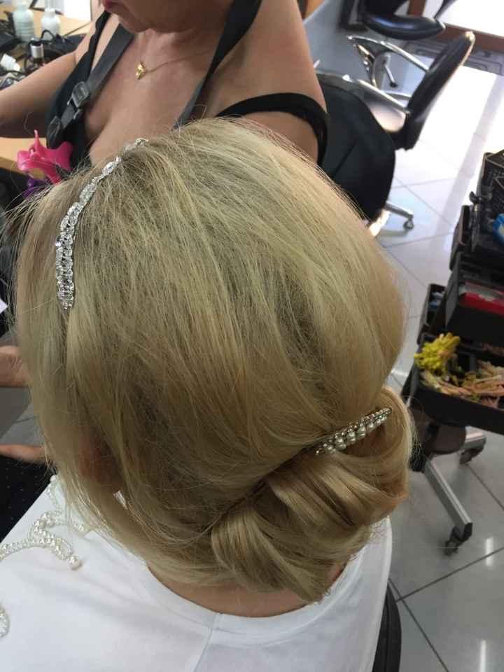Prova parrucco - 4