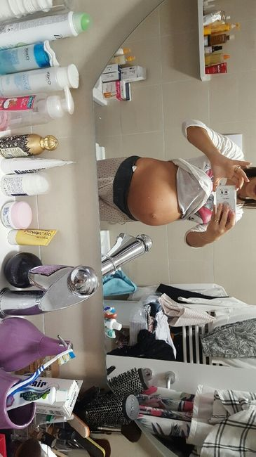6 mese di gravidanza - 1