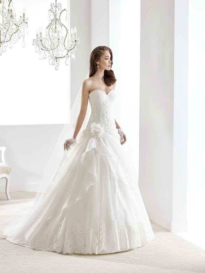 Il mio abito da sposa
