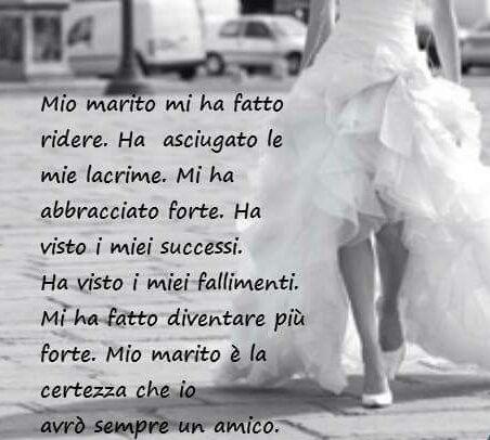 Frasi Matrimonio Marito.Dedica A Fm Vivere Insieme Forum Matrimonio Com