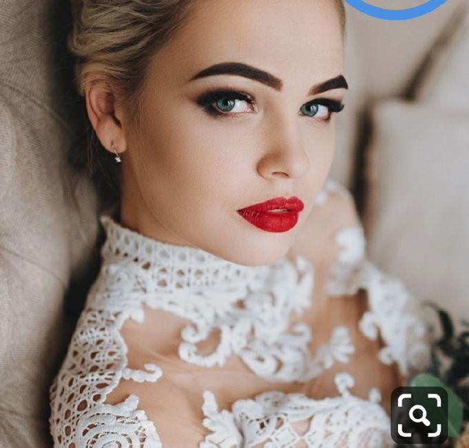 Make-up sposa👄 2