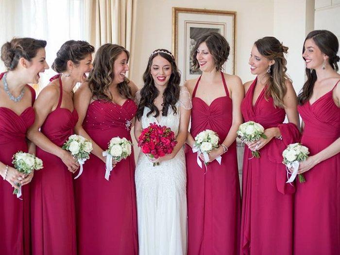 Matrimonio colorato e le damigelle?? 4
