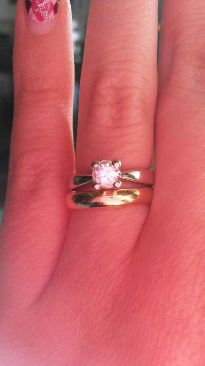 I miei anelli