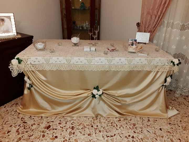 Tavolo sposa - 3