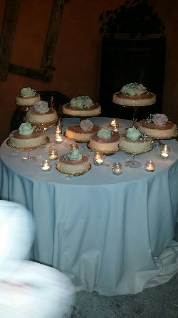 Chi sceglierà una torta nuziale finta? - 1