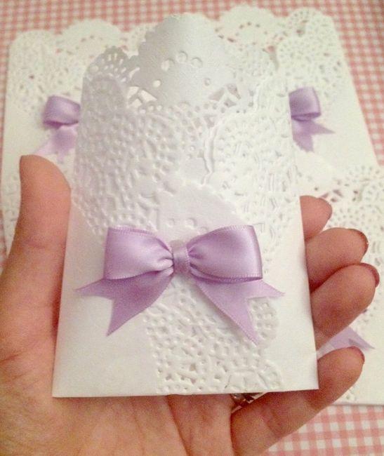Popolare Bustina porta confetti! - Fai da te - Forum Matrimonio.com BM79