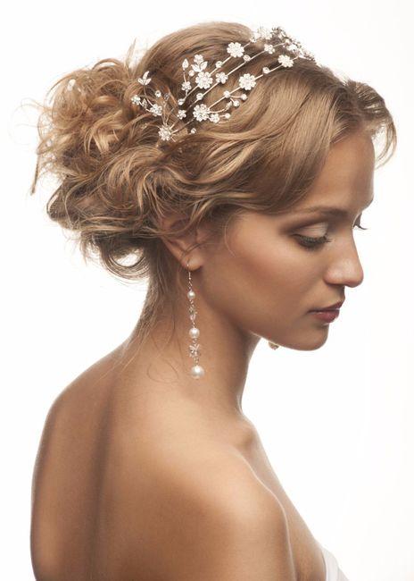 Ben noto Acconciatura matrimonio per capelli taglio long bob - Salute  SV62