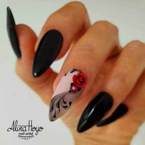Nail art cagliari sos - 1
