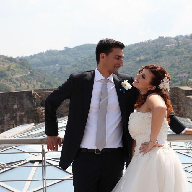 Qual è la foto più bella del vostro matrimonio? 5