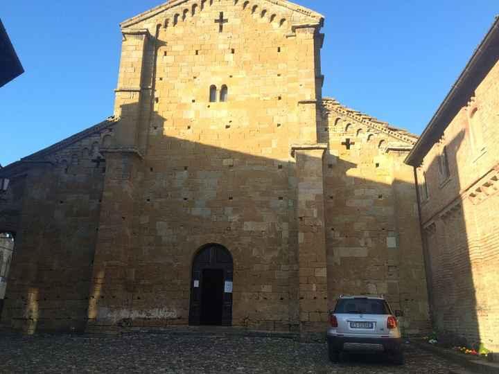 Chiesa Castell'Arquato scelta...
