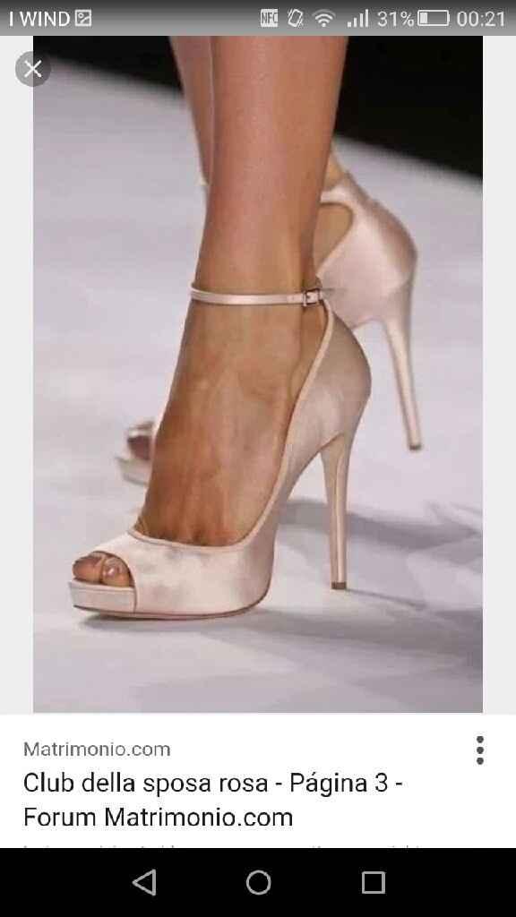 Scarpe da sposa.. colorate!! - 1