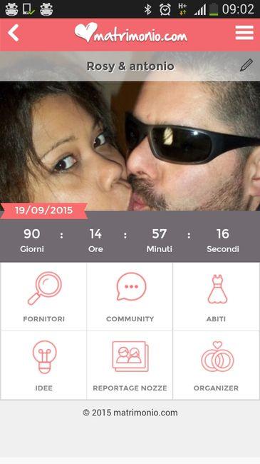Countdown al vostro matrimonio: quanto manca al gran giorno? - 1