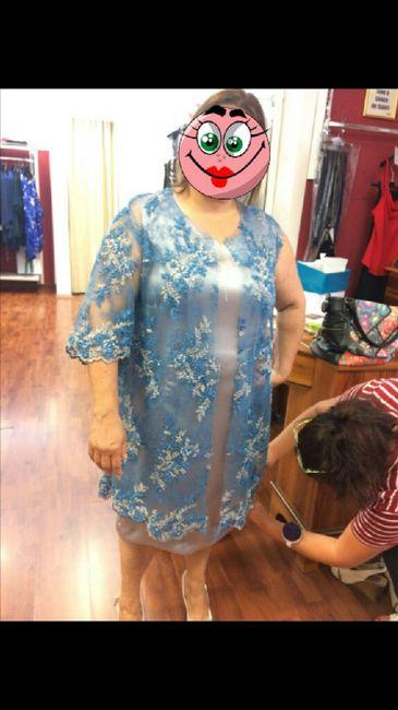 Consiglio sull' abito di mia madre - 1