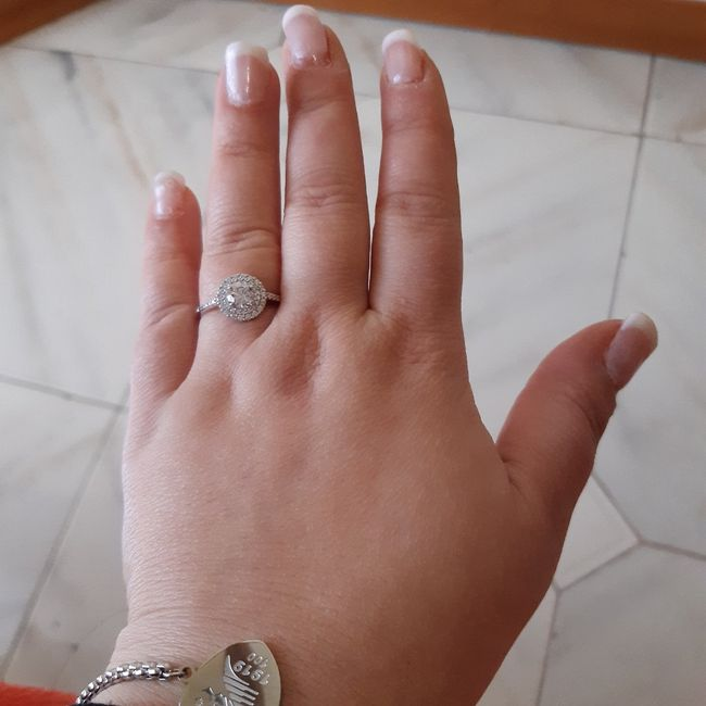 Proposta di matrimonio anche per me❤🤩 1