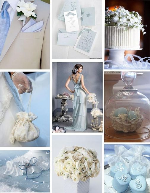Segnaposto Matrimonio Azzurro : Matrimonio azzurro e bianco  forum matrimonio