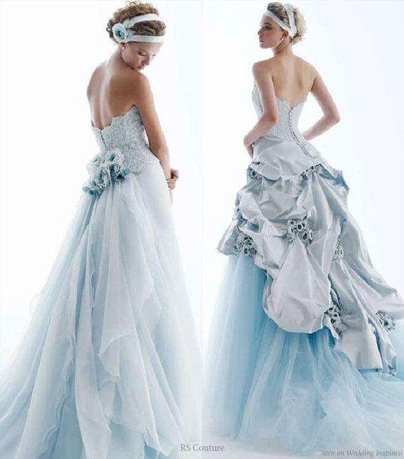 Matrimonio Bianco E Azzurro : Matrimonio azzurro e bianco forum