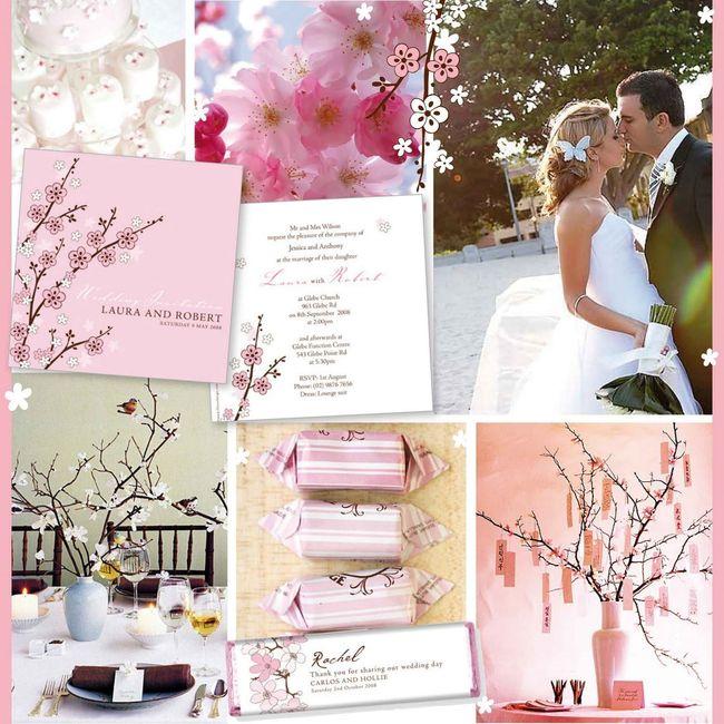 Popolare matrimonio tema fiori di ciliegio *:*:*:*:* - Forum Matrimonio.com IY02