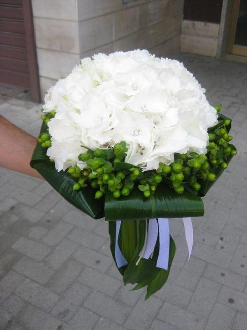 Bouquet Ortensie E Orchidee : Bouquet da sposa per matrimonio estivo pagina