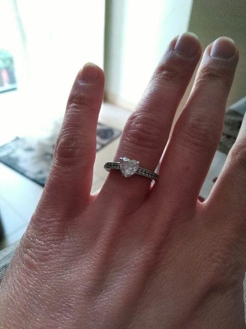 Mi fate vedere il vostro anello della proposta?? 12