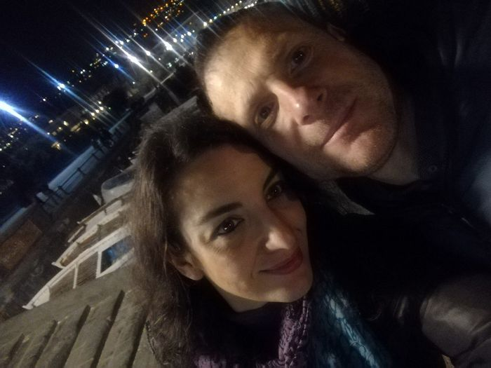 Napoli by night.... Mergellina