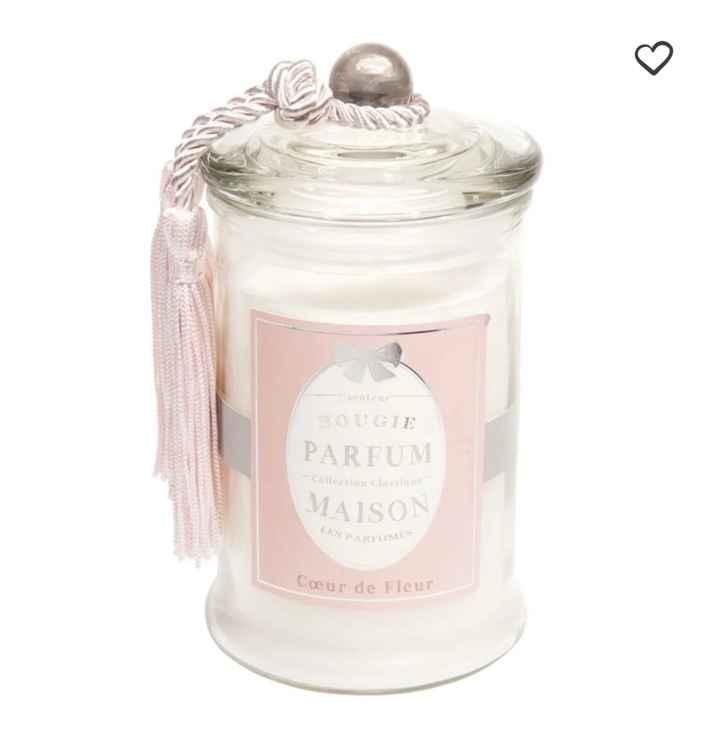 Bomboniere candele profumate - 2