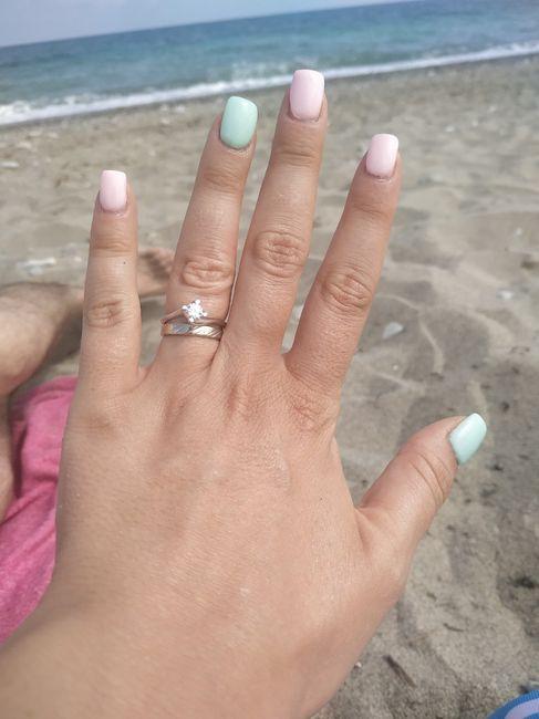 I vostri anelli di fidanzamento: vogliamo vederli! 6