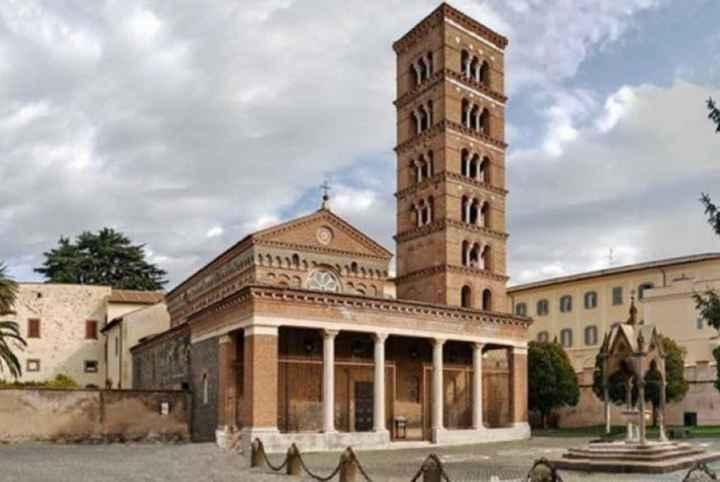 Abbazia di San Nilo - Monastero Esarchico di Santa Maria di Grottaferrata