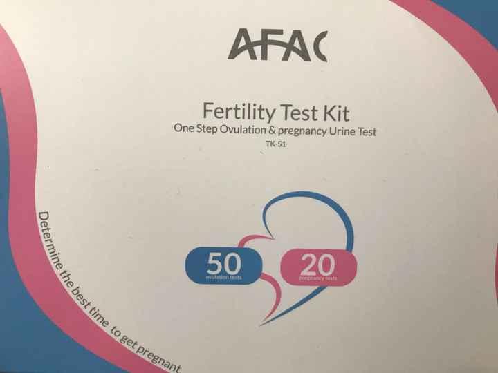 Test afac ovulazione e gravidanza - 1