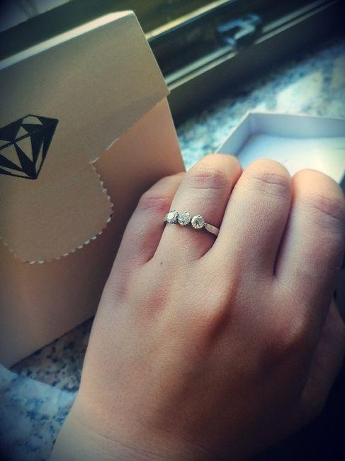 Parlaci del tuo anello di fidanzamento e scarica il regalo 10