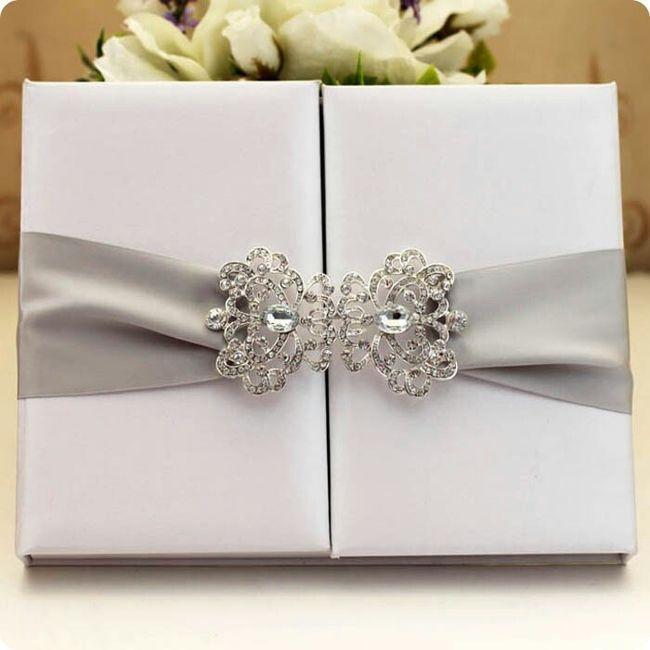 Popolare Partecipazioni in scatola - Organizzazione matrimonio - Forum  RS46