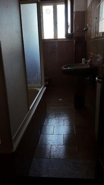 Il mio bagno. .prima e dopo - Vivere insieme - Forum Matrimonio.com