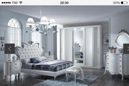 La mia camera da letto bianca pagina 2 vivere insieme - La mia camera da letto ...