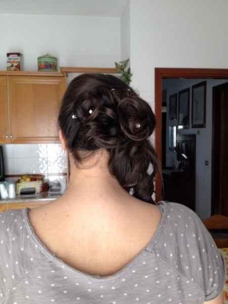 La mia prova trucco e parrucco - 2