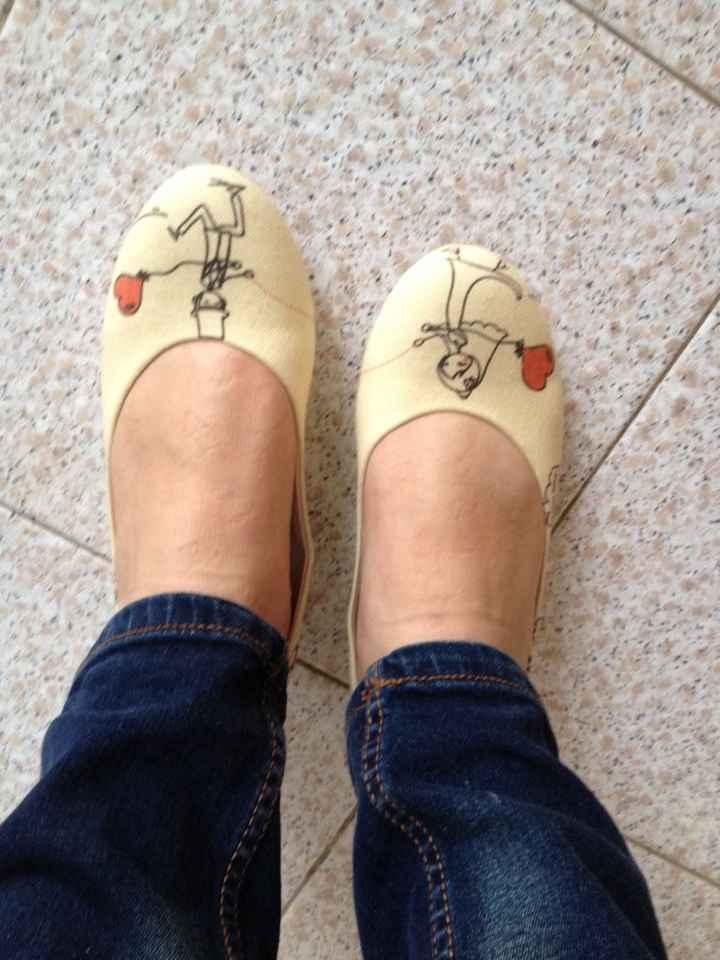Le foto delle vostre scarpe da sposa! - 1