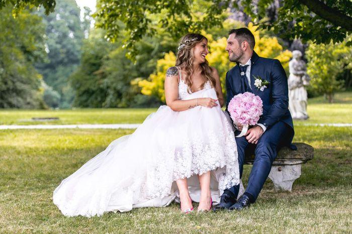 Finalmente sposati da 27 giorni! 16.06.2021 1