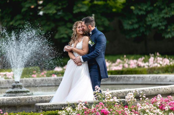 Finalmente sposati da 27 giorni! 16.06.2021 2