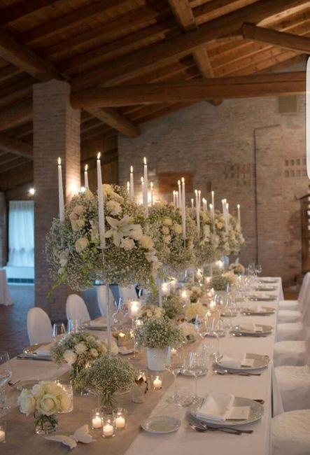 Tavoli imperiali o tavoli rotondi organizzazione matrimonio forum - Tavoli rotondi per catering ...