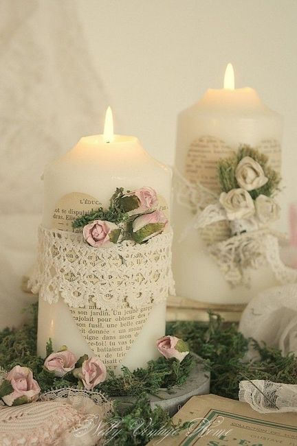 candele saponi segnaposti fai da te forum