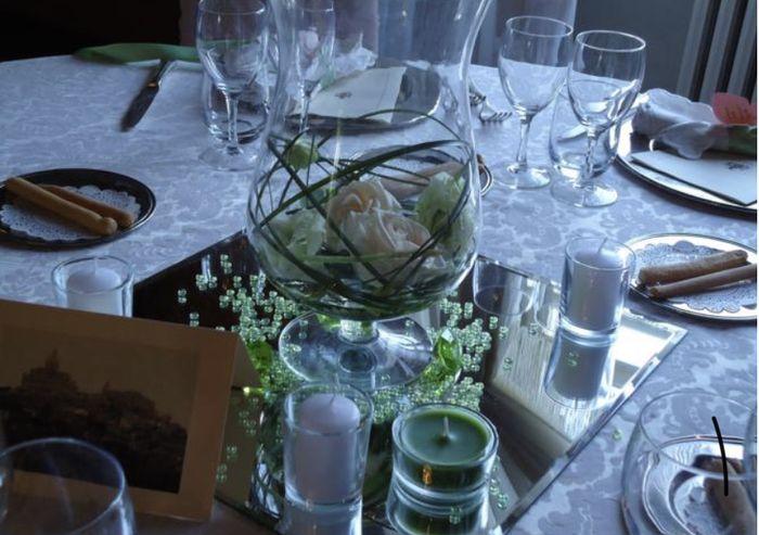 Centrotavola tavoli invitati - 2