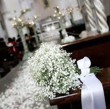 Sostuire i fiori in chiesa 1