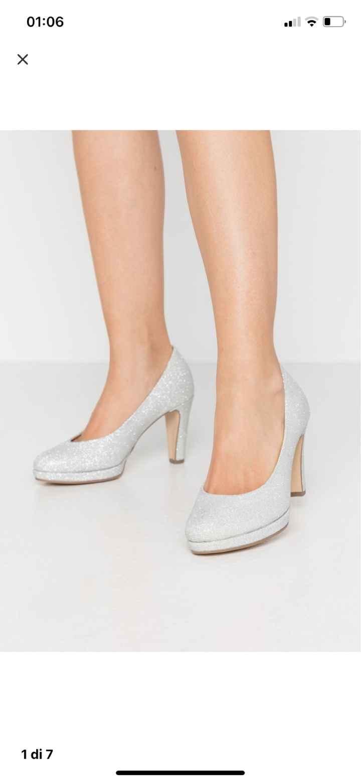 Scarpe da sposa comode - 1