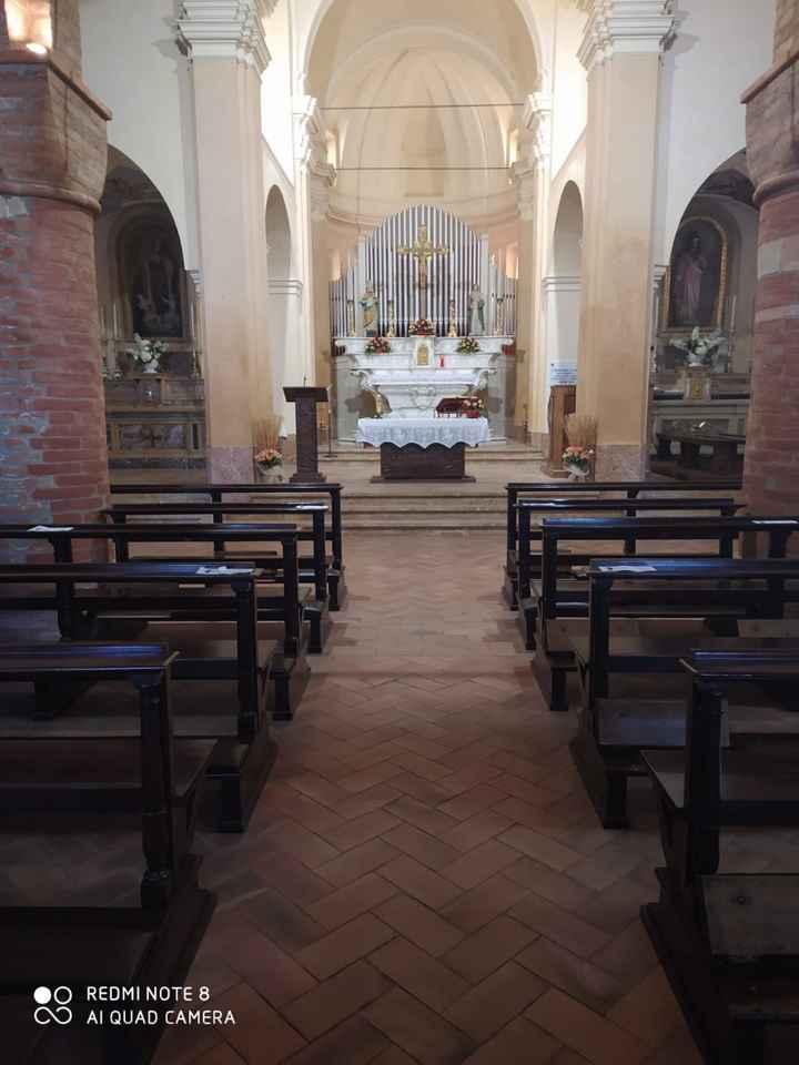 ⛪️ Chiesa ⛪ - 1