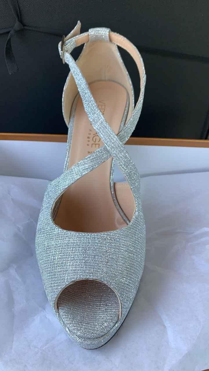 Scarpe da sposa comode - 2