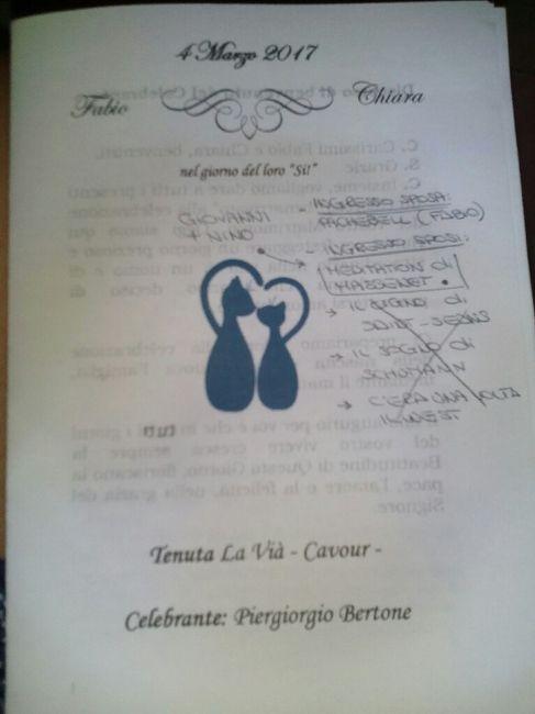 Matrimonio Simbolico Libretto : Libretto per rito civile cerimonia nuziale forum matrimonio